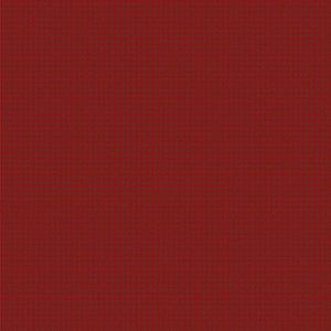 Tricoline Pied de Poule Vermelho, 100% Algod, 50cm x 1,50mt