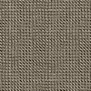 Tricoline Pied de Poule Capuccino, 100% Algod, 50cm x 1,50mt