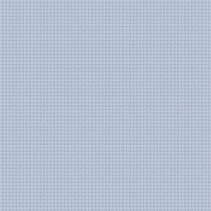 Tricoline Pied de Poule Azul Gelo, 100% Algod, 50cm x 1,50mt