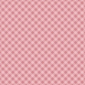 Tricoline Quadradinhos Rosa, 100% Algodão, 50cm x 1,50mt