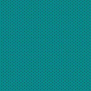 Tricoline Poá Azul no Capri, 100% Algodão, 50cm x 1,50mt