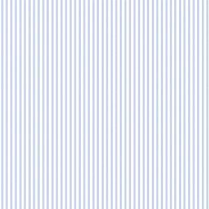 Tricoline Listrado Azul Candy, 100% Algodão, 50cm x 1,50mt