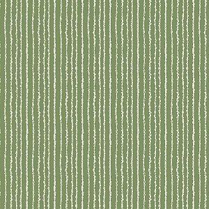 Tecido Tricoline Listrinha Oliva, 100% Algodão, 50cm x 1,50m