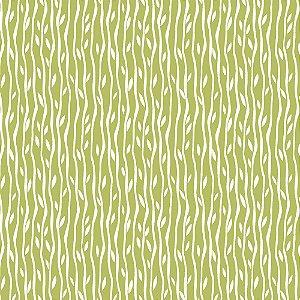 Tricoline Bambu Verde, 100% Algodão, Unid. 50cm x 1,50mt