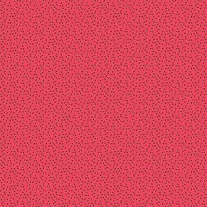 Tricoline Sementinhas Melancia, 100% Algodão, Unid. 50cm x 1,50mt