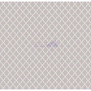 Tecido Delicato Cor - 04 (Cinza Vintage), 100% Algodão, Unid. 50cm x 1,50mt
