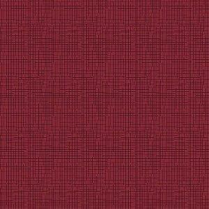 Tricoline Textura Vinho, 100% Algodão, Unid. 50cm x 1,50mt