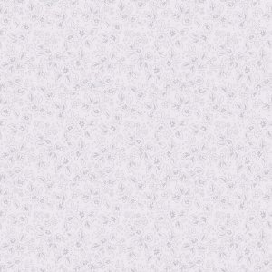 Tricoline Contornos Cinza, 100% Algodão, Unid. 50cm x 1,50mt