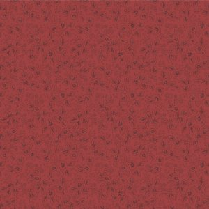 Tricoline Contornos Sangue, 100% Algodão, Unid. 50cm x 1,50mt