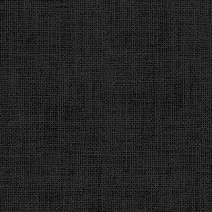 Tricoline Estampado Linho Preto, 100% Algodão, Unid. 50cm x 1,50mt