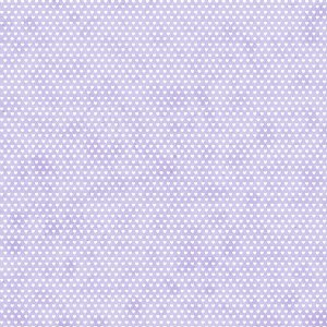 Tricoline Estampado Mini Corações Lilás Claro, 100% Algodão, Unid. 50cm x 1,50mt