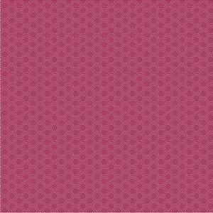 Tricoline Estampado Oriente em Curvas, 100% Algodão, Unid. 50cm x 1,50mt