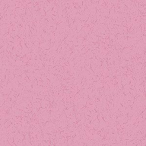 Tricoline Estampado Grafiato Rosa, 100% Algodão, Unid. 50cm x 1,50mt