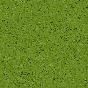 Tricoline Estampado Grafiato Grama, 100% Algodão, Unid. 50cm x 1,50mt