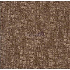 Tricoline Textura Efeito (Marrom), 100% Algodão, Unid. 50cm x 1,50mt