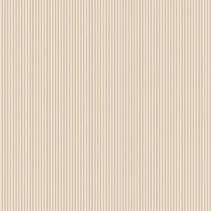 Tricoline Estampado Listrado ton ton creme, 100% Algodão, Unid. 50cm x 1,50mt