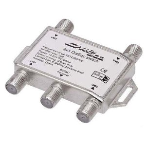 Chave Diseqc 4X1 2.0 MXT Phenom