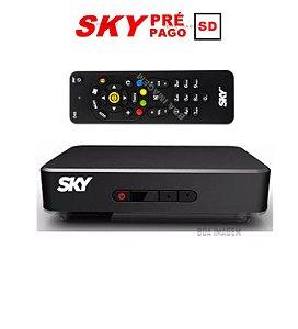 Receptor Sky Pré-pago Flex Sd