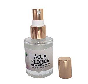 Spray Energético - Água Florída