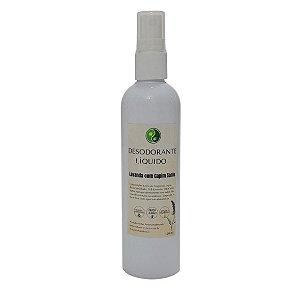 Desodorante Líquido Lavanda e Capim Santo