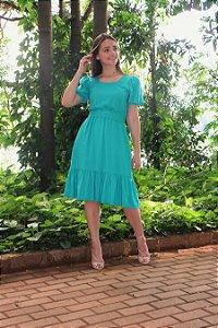 Vestido Nobres Verde