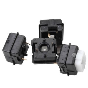 3 Peças Switch Omron ROMER-G TACTILE para Teclados Mecânicos