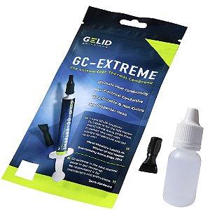 Pasta Térmica Gelid GC-Extreme 3.5g + Cleaner 10ml