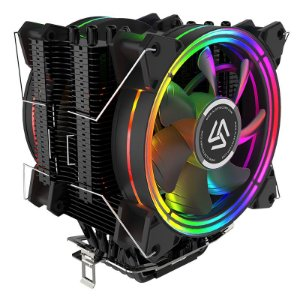 Cooler para Processador Alseye H120D S-RGB 120mm Intel e AMD