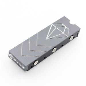 Dissipador de Calor JEYI para SSD M2 Nvme 2280 iDiamond