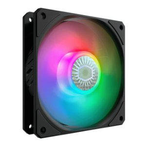 Cooler FAN Cooler Master SickleFlow 120mm ARGB 5v 3 Pinos