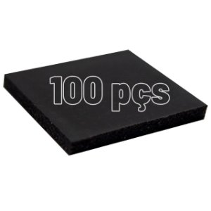 Thermal Pad Térmica 10mmX10mmX1mm 100 Pçs Para Ps3 Ps4 e Gpu