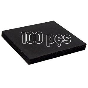 Thermal Pad 100 Peças 10mmx10mm 1.5mm Para Consoles GPU