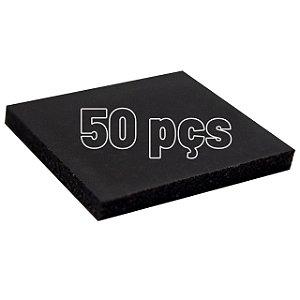 Thermal Pad 50 Peças 10mmx10mm 1.5mm Para Consoles GPU