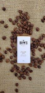 Barra de Chocolate Branco Belga com Café 25g