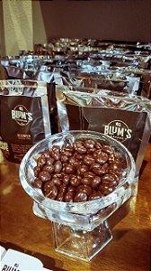Drágeas De Café Com Chocolate 45% Cacau Nugali 100g