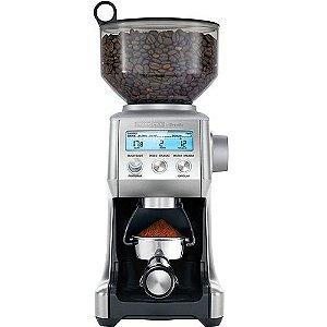 Moedor de Café Tramontina by Breville Express em Aço Inox 60 Níveis de Moagem 220 V