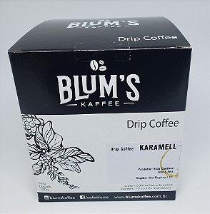 Caixa Drip Coffee Karamell 10 X 10G