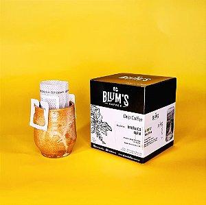 Caixa com 10 un.  Drip Coffee 10g cada - Café Especial Orgânico Klem