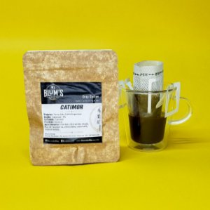 Drip Coffee Individual - Café Especial Catimor 10g