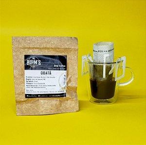 Drip Coffe Individual - Café Especial Obatã - 10g