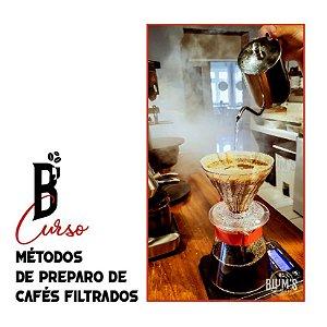 Métodos de Preparo de Cafés Filtrados