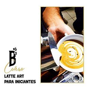 Curso de Latte Art para Iniciantes