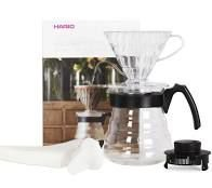Kit Hario V60 02 - Craft Dripper (Dripper server, filters and spoon)