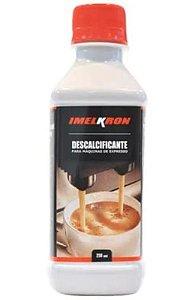 Descalcificante líquido para maquinas de café.