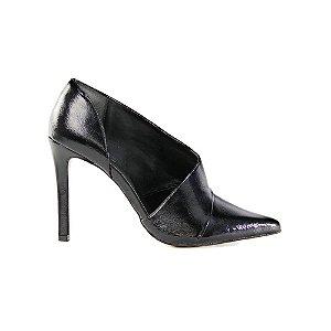 Sapato Feminino Scarpin SHEPZ Salto Alto Preto