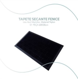 TAPETE SECANTE EXTERNO FENICE 70X40