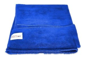 TOALHA DE MICROFIBRA  96GSM 40X60CM SGCB - ( Azul, Vermelho, Roxo e Cinza )