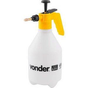 Pulverizador 1,5 litros, com compressão prévia - VONDER