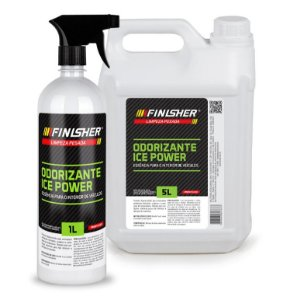 ODORIZANTE ICE POWER 1L - Finisher