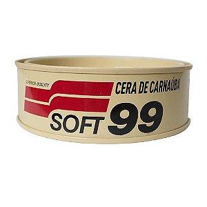 CERA DE CARNAÚBA ALL COLORS 100g - SOFT99